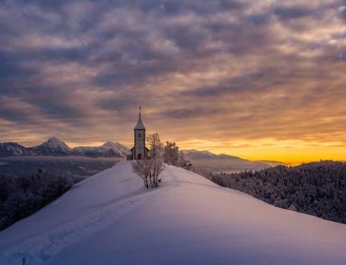 Time lapse Slovenije