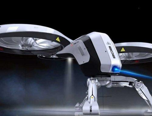 Droni prihodnosti – Najbolj zanimivi droni 2020