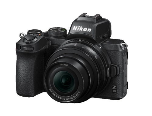 Nikon Z50 Recenzija – majhen fotoaparat z veliko dobrot