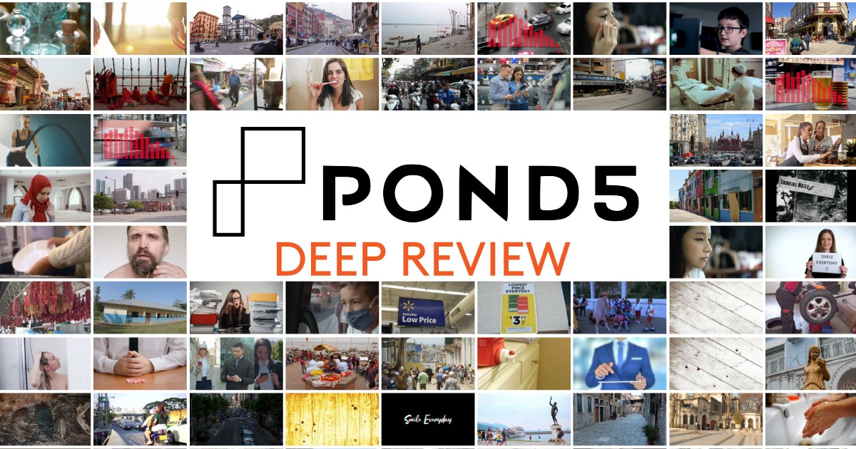 Pond5 deep review