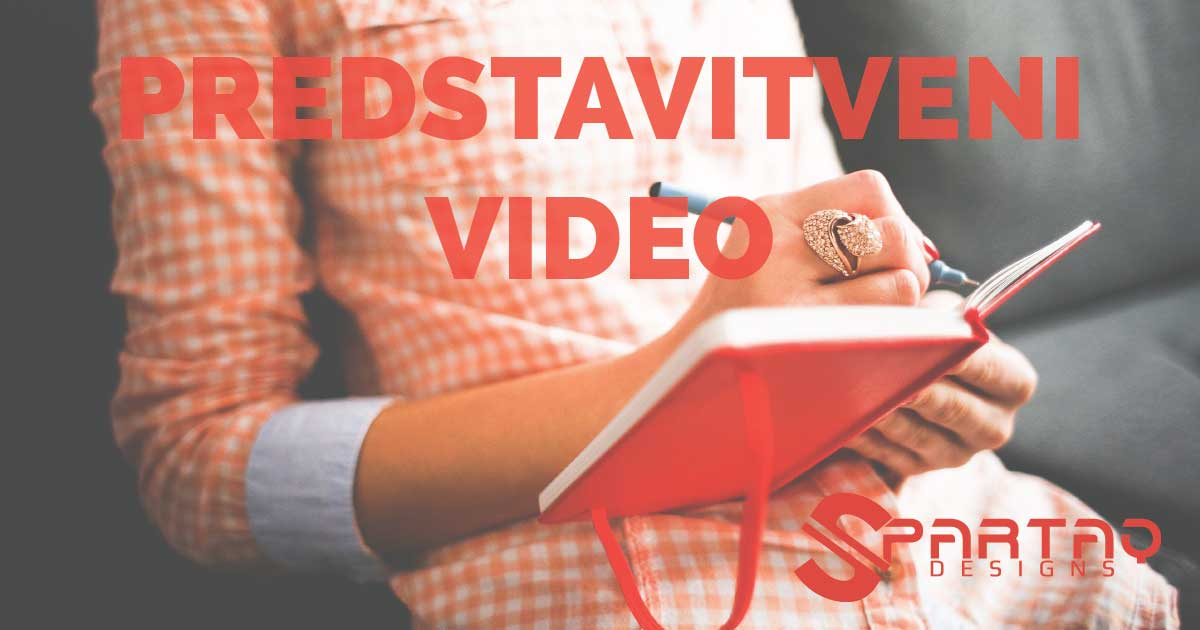 Snemanje predstavitvenih videov