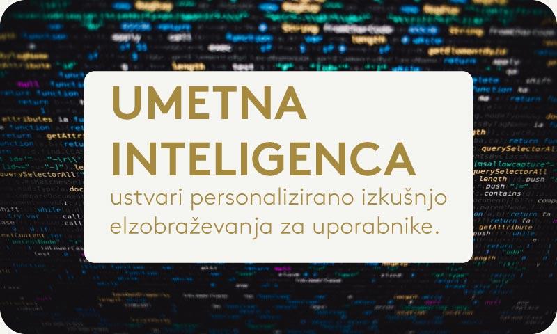 Umetna inteligenca eIzobraževanje