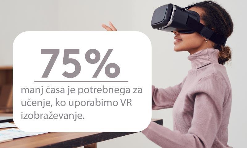Virtualna resničnost eIzobraževanje