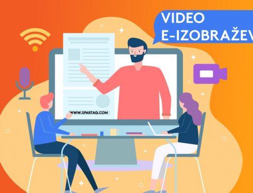 Zakaj podjetja izberejo Video eIzobraževanje