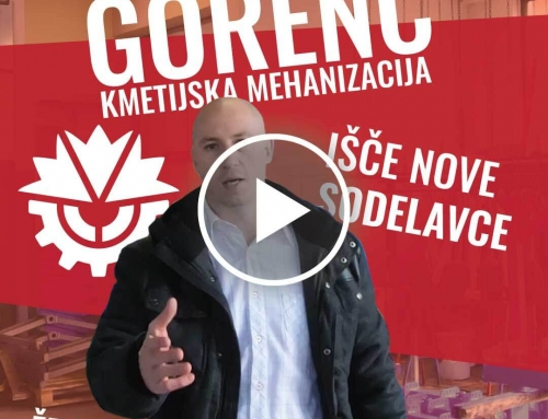 Presentation Video For Gorenc Machinery HR Recruitment