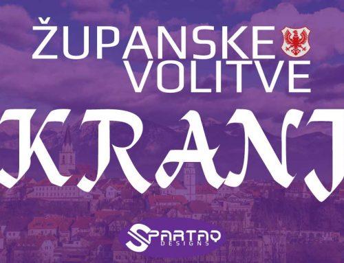 Sodelovali smo na Kranjskih županskih volitvah. Poglejte kako!