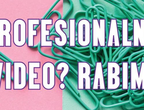 Kako pomembno je imeti profesionalno video reklamo ali predstavitev