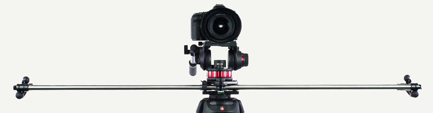Slider za gibanje kamere oziroma posnetkov