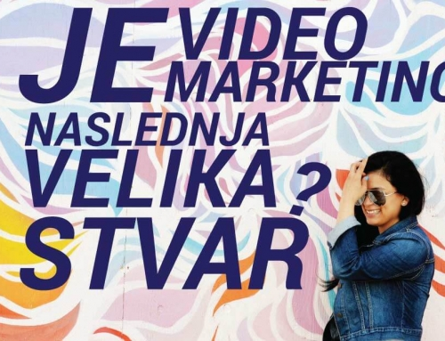 Je video marketing naslednja velika stvar?